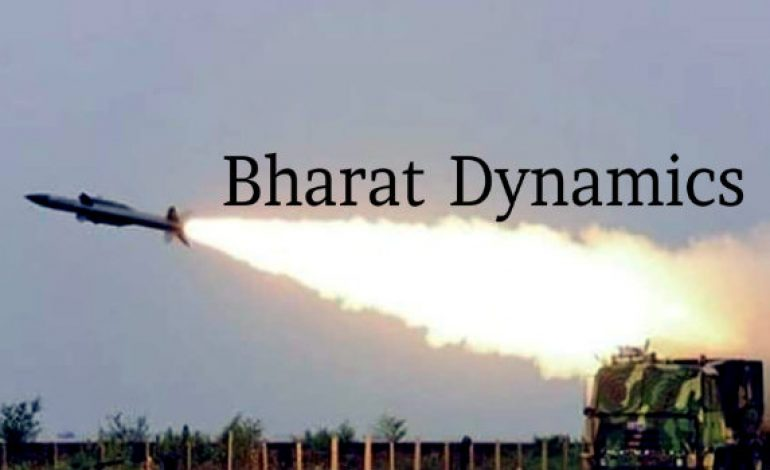 Bharat Dynamics Subscribed 32 Percent on First Day of Bidding