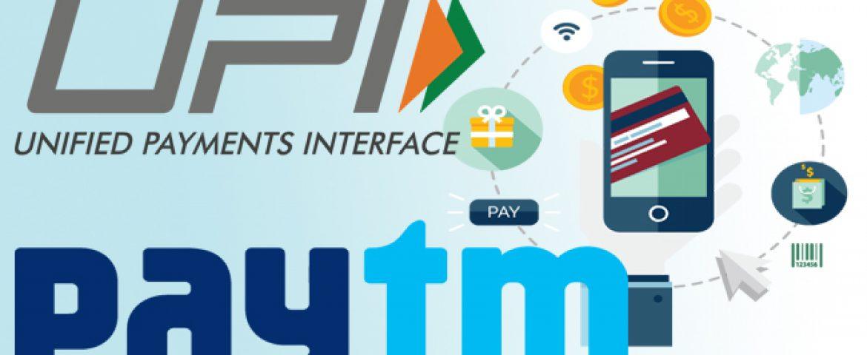 Paytm UPI Transaction Acquire 40% of Market Share