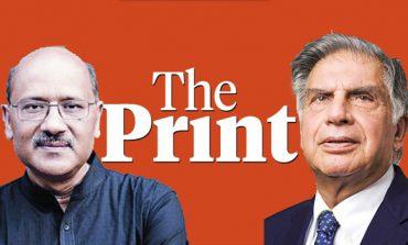 Ratan Tata Invests INR 3.49 Cr in Shekhar Gupta's ThePrint