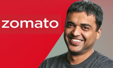Zomato CEO Announces $100 Mn Annual Revenue Run Rate