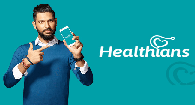 Yuvraj-Singh-Backed-Healthians-Raises-New-Funding