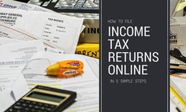 How to File Income Tax Returns, ITR Online in 5 Simple Steps