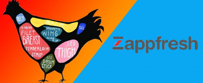 Fresh Meat Delivery Zappfresh Raises Rs 20 Crore Funding