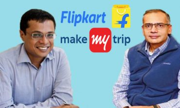 Flipkart Forays in Travel Market by Partnering with MakeMyTrip