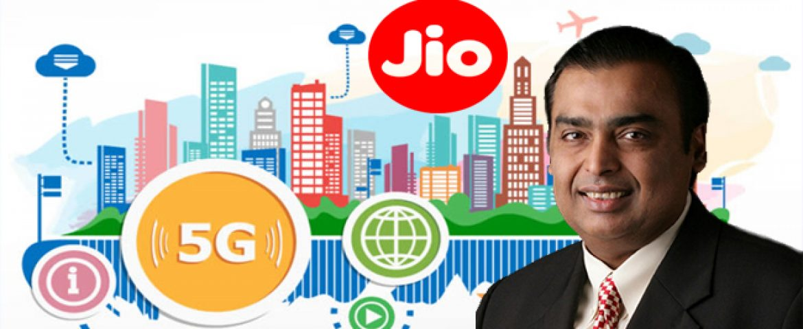 US Firm Silver Lake Acquire 1 Percent Stake in Reliance Jio