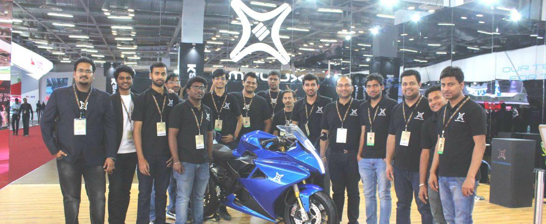 India's First Electric Bike Company Raises 2 Crore Funding