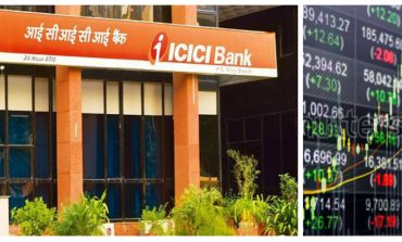 ICICI shares plunge in the midst of Videocon Loan Row
