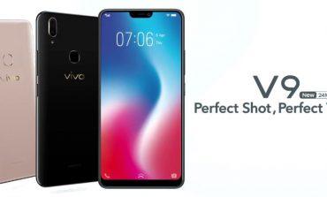 Now Get Interest Free Loan For Vivo V9 Smartphone