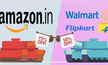 Amazon.in Raises $385.7 Mn Ahead of Price War Against Flipkart-Walmart