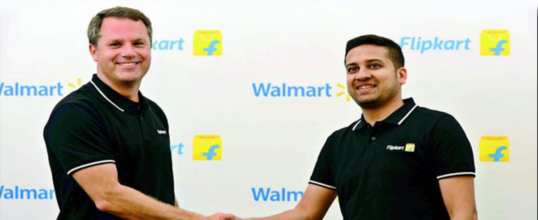 These Flipkart Employees Become Instant Millionaire After Walmart Deal