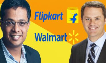 Flipkart Sell 75% stake to Walmart for $15 Billion