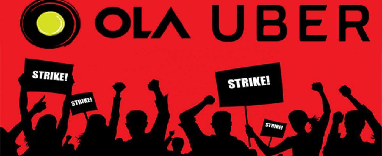 Ola and Uber Drivers Begin a Hunger Strike