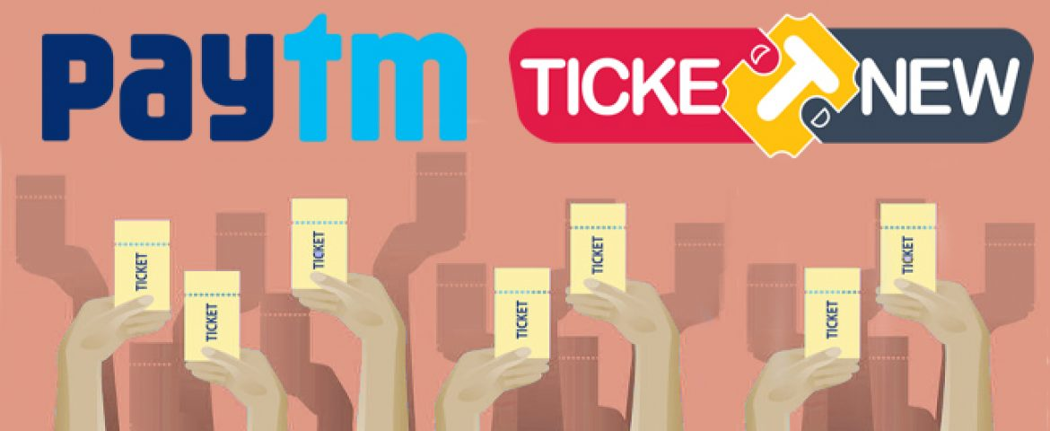 Paytm Acquires Alibaba-Owned Ticketing Platform For $40 Mn