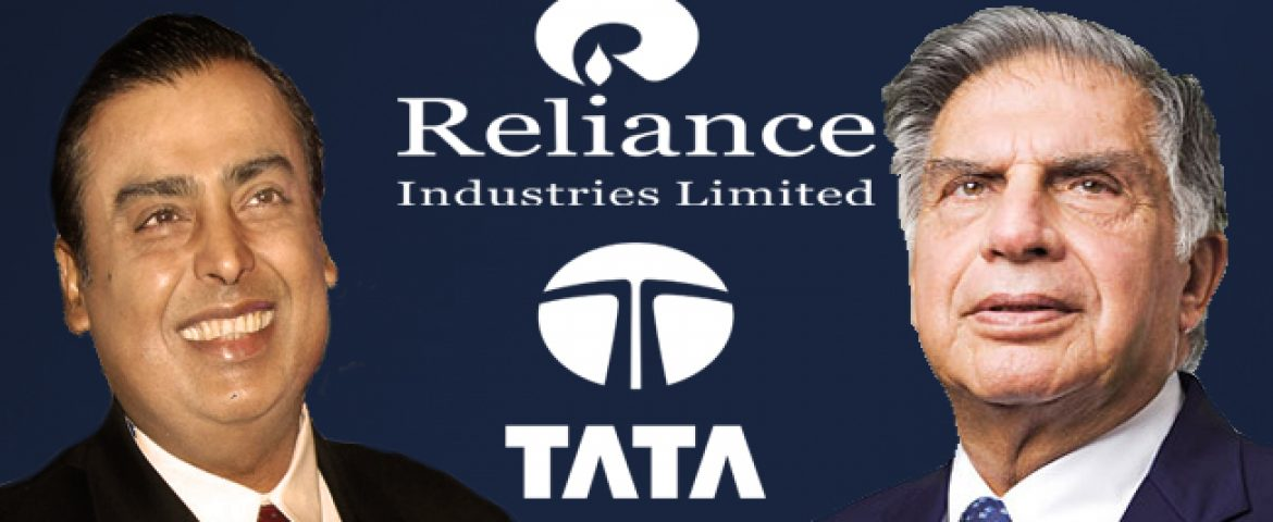 Reliance Industries vs Tata Group: Who is the Biggest?