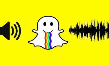 Snapchat Introduces its All New Sound Reacting Lens