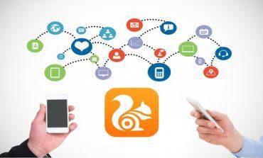 UCWeb Launch File Sharing App