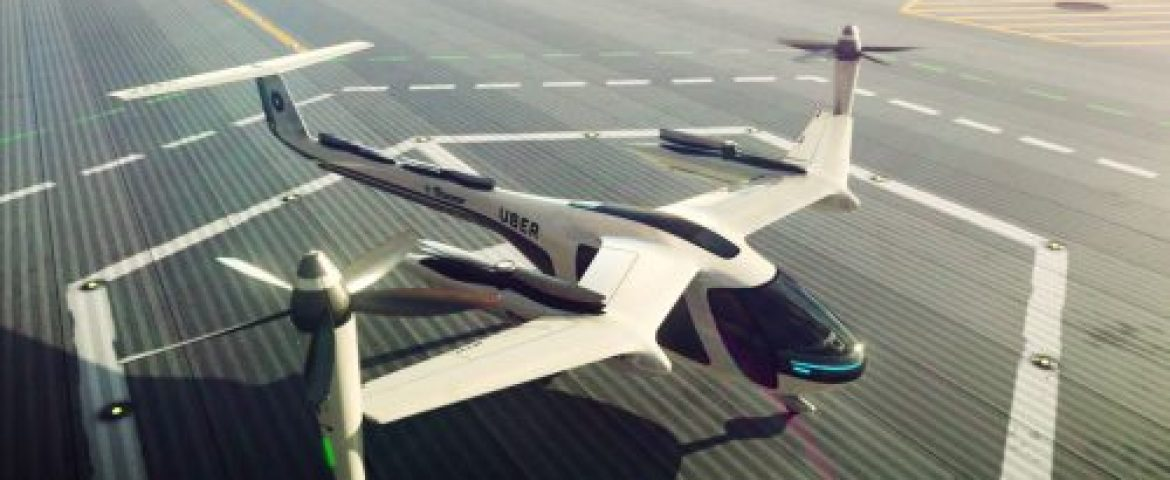 Joby Aviation acquires Uber Flying Taxi Business