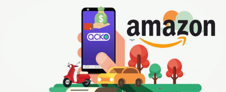 Online Insurance Startup Acko raises $12 Mn from Amazon