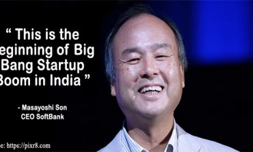 "Softbank Will Launch New Vision Fund in ""Near Future"""