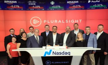 Online Education Company Pluralsight Marks a Debut on Nasdaq