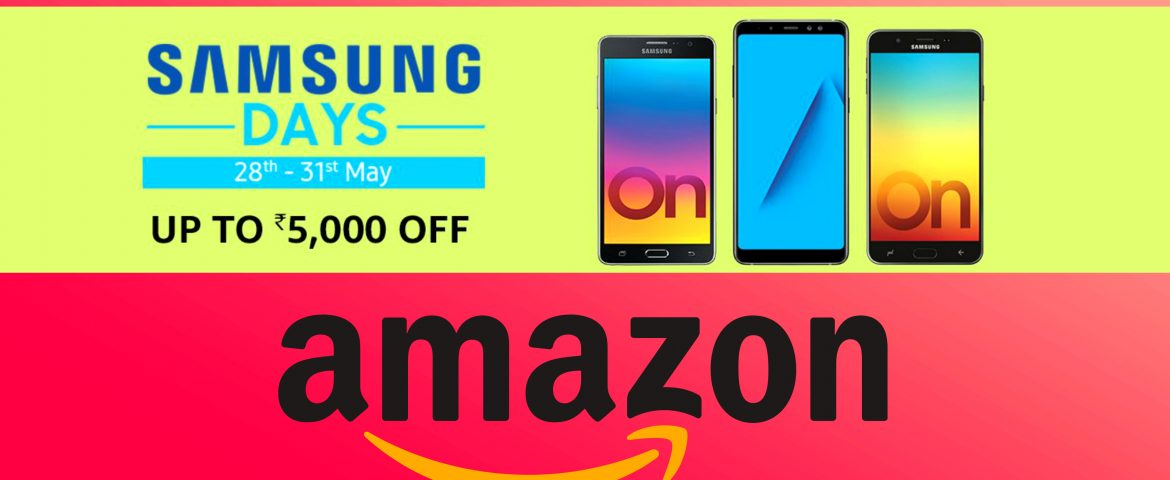 Watch out for Samsung Carnival on Amazon : Up to Rs. 5,000 off and Lot More