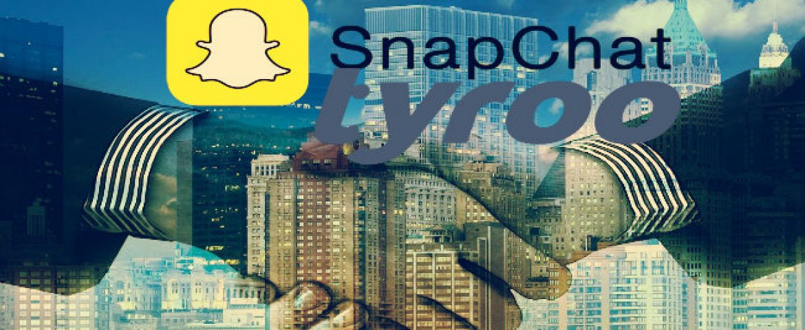Snapchat Partners with Tyroo For Sales & Support in India