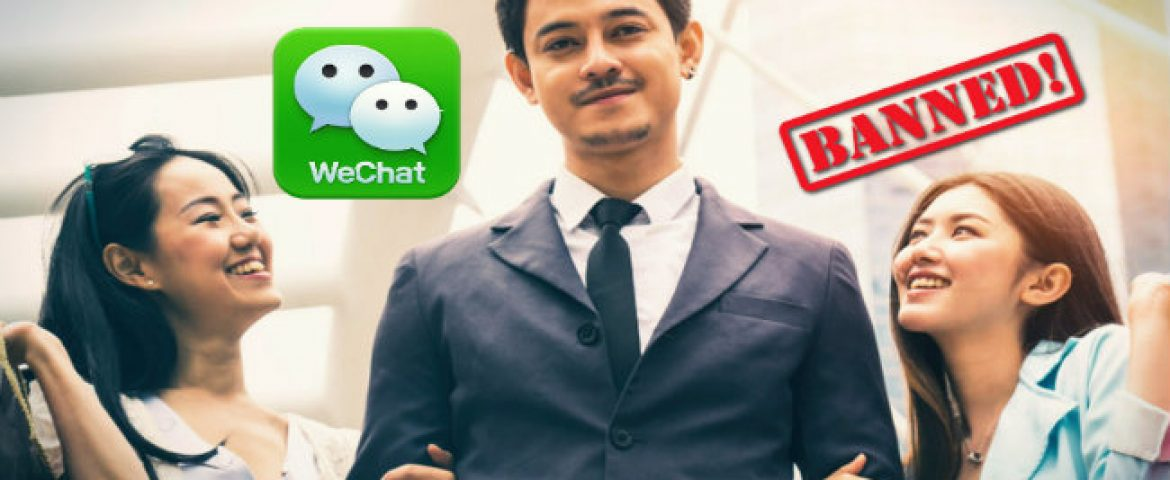 WeChat Bans 'Sugar Daddy' Dating Service in China