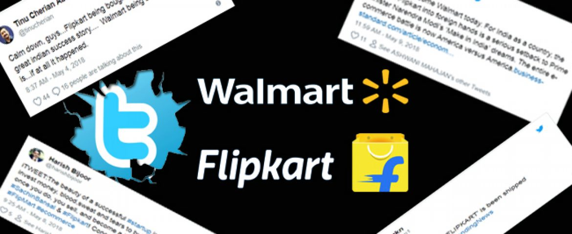 How the World Reacts to the Flipkart-Walmart Acquisition Deal