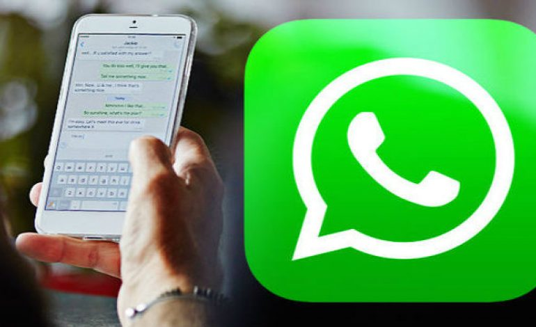 WhatsApp added Shopping button in its App