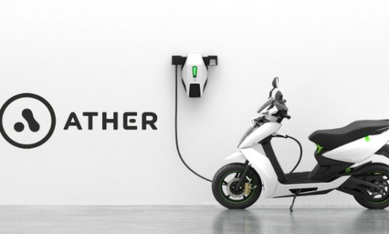 Ather Energy discontinues Ather 450 scooter
