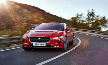 Jaguar Reveals its First Electric Car I-Pace