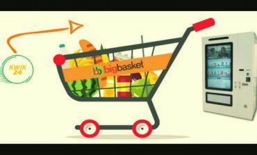 BigBasket in Talks to Acquire Vending Startup Kwik24