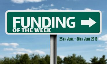 Funding Of The Week (25th June - 30th June 2018)