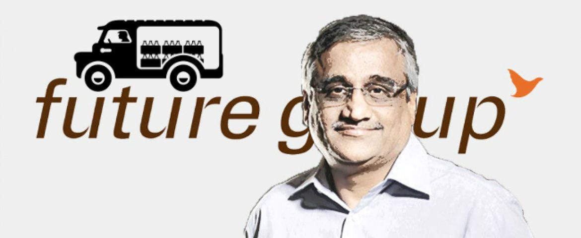 Kishore Biyani's Future Group to Start Door-to-Door Milk Delivery