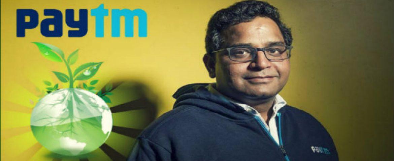 "Paytm's Vijay Shekhar Sharma, Vickram Singh to Invest 150 Mn in Startups through ""Green Fund"""