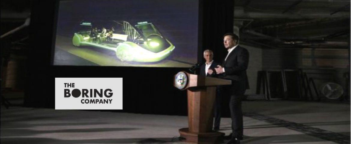 Elon Musk's Co. To Construct Chicago-To-O'Hare Express Transport