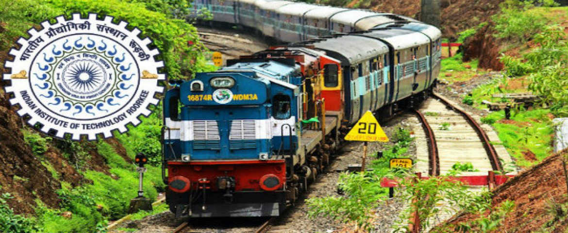 Indian Railways to Use Drones Developed By IIT-Roorkee