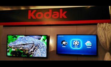 Kodak Aims to Make Big in E-commerce to boost TV sales