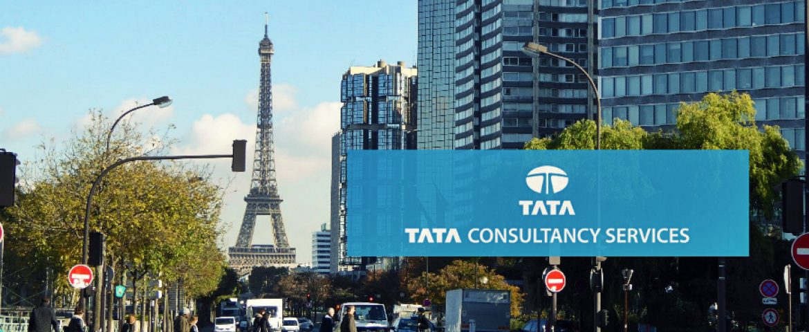 TCS Establishes New Delivery Centre In Paris