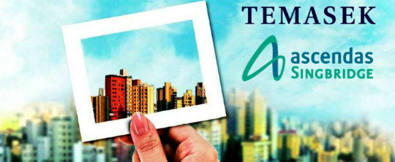 Temasek and Ascendas-Singbridge to Invest 2000 Crore in India