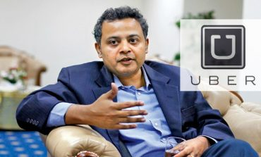 Uber Dignifies Pradeep Parameswaran As The President Of India & South Asia