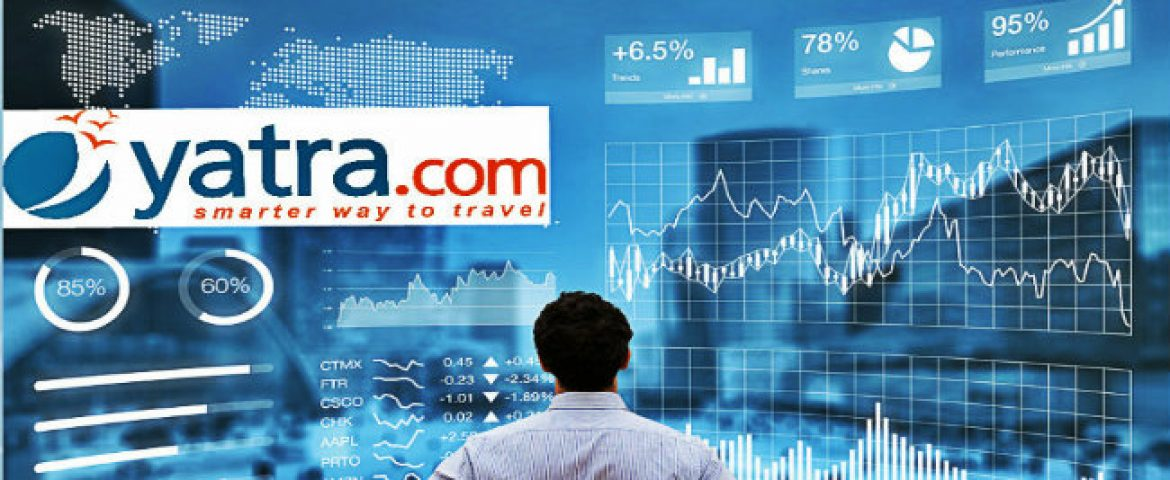 Yatra Online eyeing to raise $50 Mn via 9 Mn Share Sale