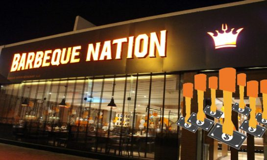 Barbeque Nation files IPO Papers to Raise Rs 1,000-1,200 cr