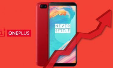 Chinese Player OnePlus Tops the Indian Premium Smartphone Space