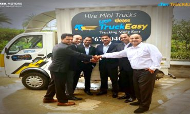 Tata Motors Invests First Time in a Startup, Acquires 26% Equity