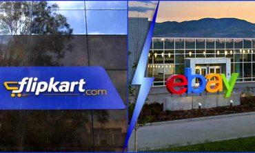 Flipkart Terminates Operations Of eBay India