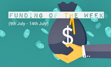 Top 5 Funding Of he Week (9th July - 14th July)