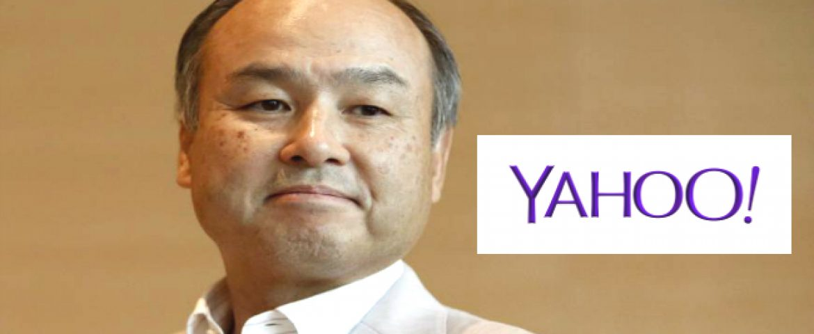 SoftBank Eyeing to Acquire $2 billion of Yahoo Japan shares