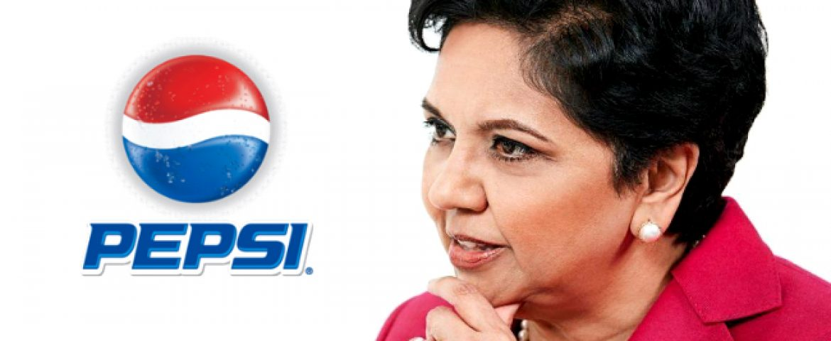 PepsiCo CEO Indra Nooyi Steps Down After 12 Years