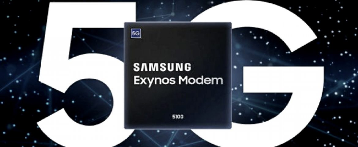Electronics Giant Samsung Launches the World's First 5G Modem